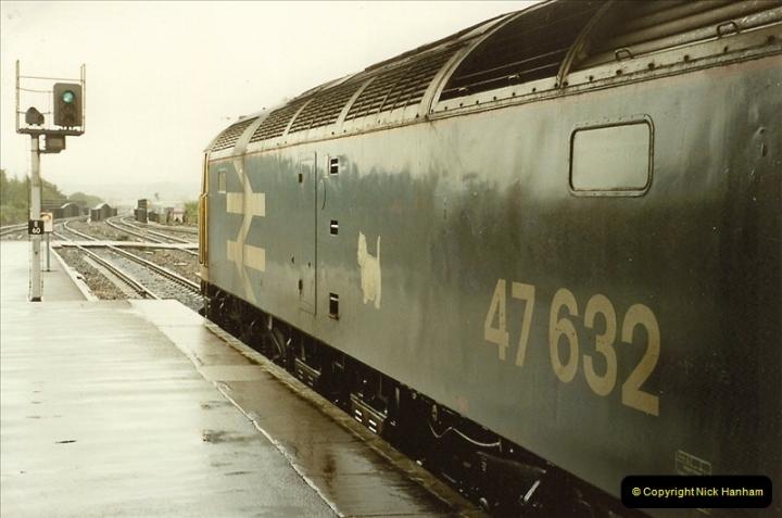 1989-10-28 Exeter St. Davids, Exeter, Devon.  (28)0631