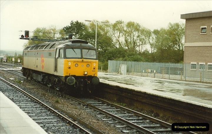 1989-10-28 Exeter St. Davids, Exeter, Devon.  (30)0633