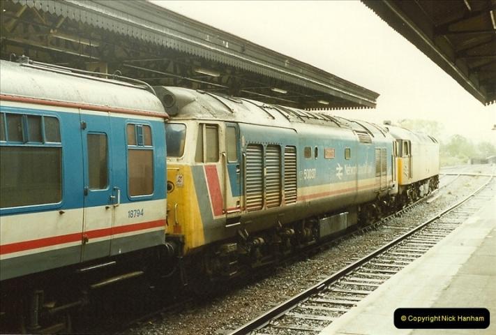 1989-10-28 Exeter St. Davids, Exeter, Devon.  (35)0638