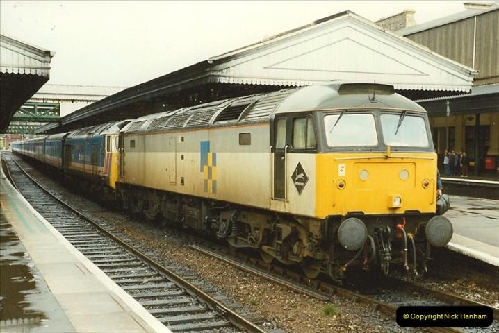 1989-10-28 Exeter St. Davids, Exeter, Devon.  (36)0639