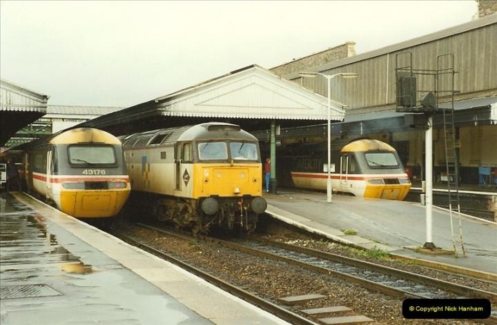 1989-10-28 Exeter St. Davids, Exeter, Devon.  (37)0640