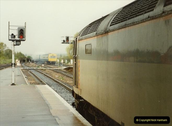 1989-10-28 Exeter St. Davids, Exeter, Devon.  (9)0612