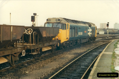 1989-01-17 Bristol Temple Meads, Bristol.  (4)0004