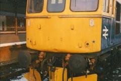 Railways UK 1991 - 1992