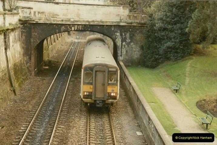 1991-03-22 Sydney Gardens, Bath, Somerset.  (3)007