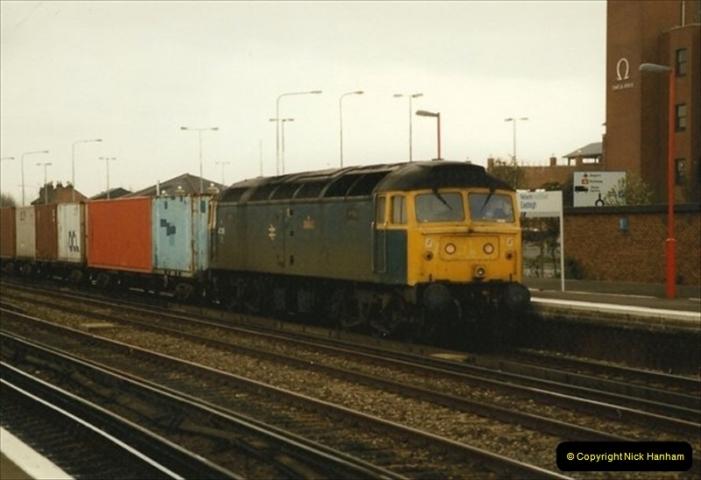 1991-04-05 Eastleigh, Hampshire.  (1)008