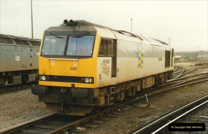 1991-04-05 Eastleigh, Hampshire.  (13)020