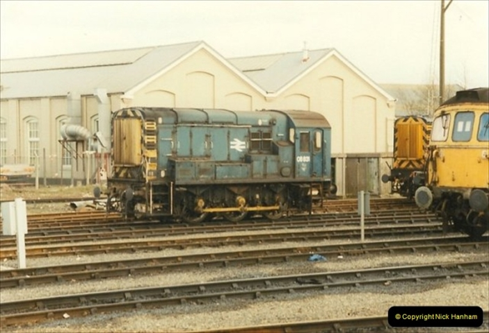 1991-04-05 Eastleigh, Hampshire.  (7)014