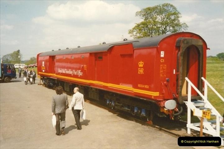 1991-05-08 Royal Mail, Milton Keynes Post Office Exhibition.  (1)030