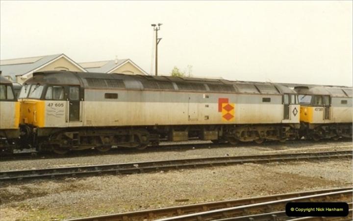 1991-05-19 Eastleigh, Hampshire.  (4)072