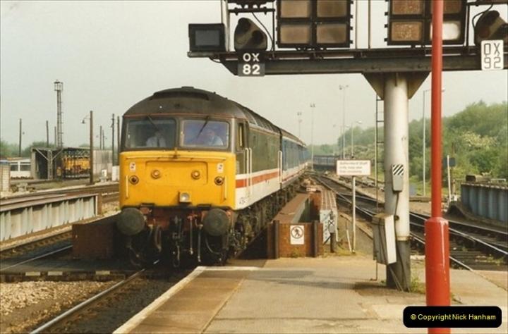 1991-05-25 Oxford, Oxfordshire.  (8)093