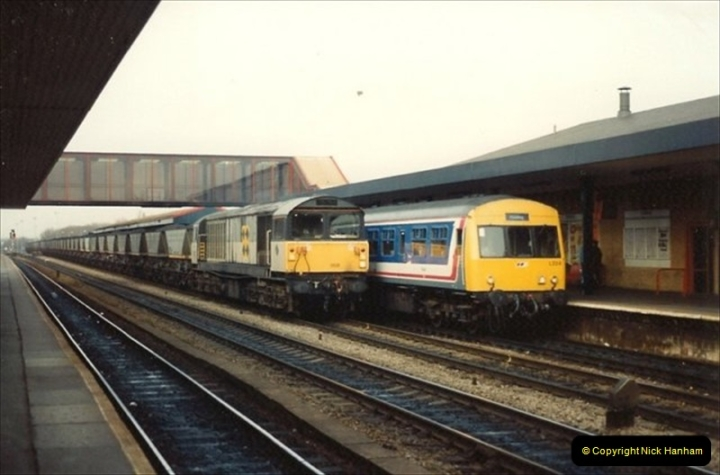 1992-01-04 Oxford, Oxfordshire.  (8)199