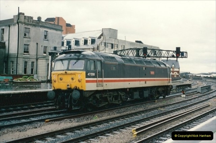 1992-08-26 to 27 Cardiff, South Wales.  (28)606
