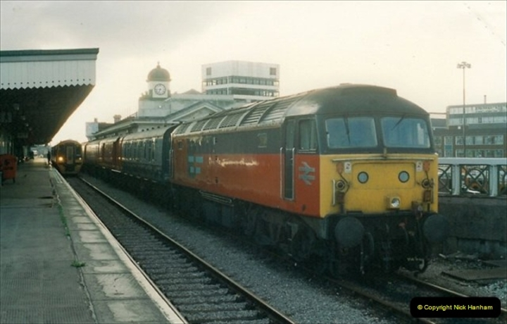 1992-08-26 to 27 Cardiff, South Wales.  (4)582