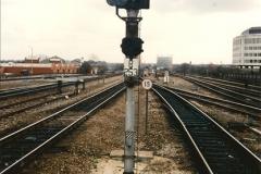 Railways UK 1993 to 1997