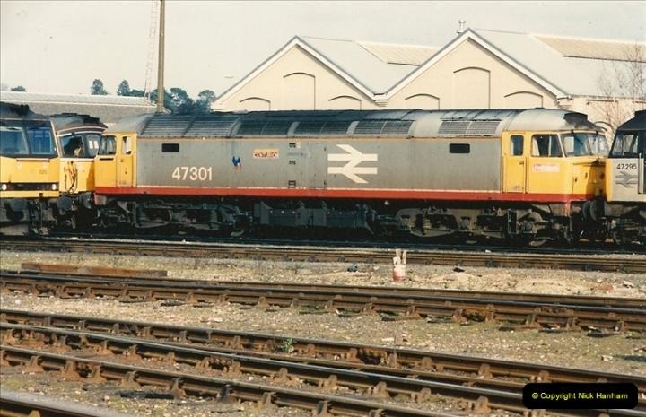 1993-03-01 Eastleigh, Hampshire.  (11)0035