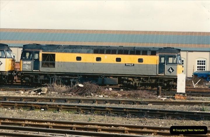 1993-03-01 Eastleigh, Hampshire.  (13)0037