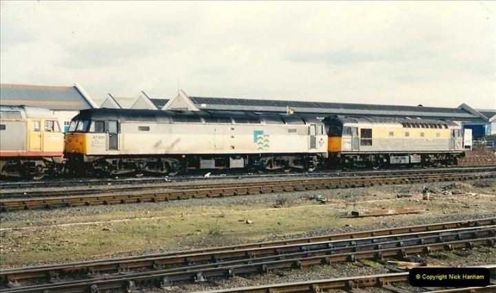 1993-03-01 Eastleigh, Hampshire.  (21)0045