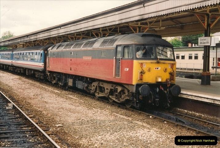 1993-05-22 Exeter St. Davids, Exeter, Devon (17)0092