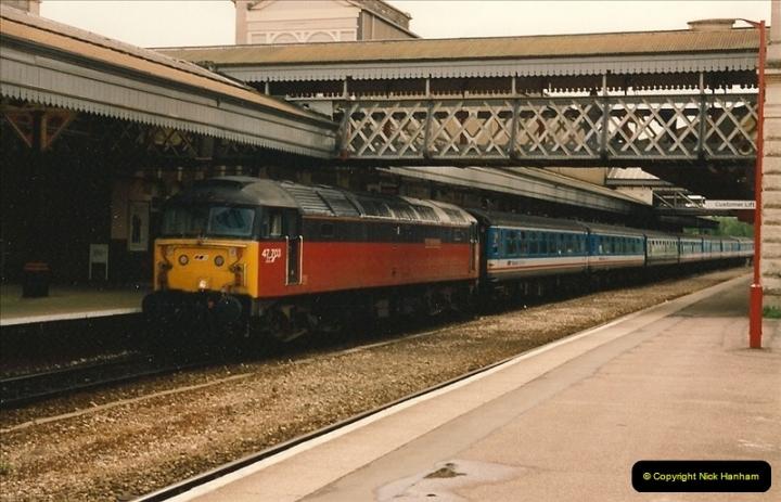 1993-05-22 Exeter St. Davids, Exeter, Devon (18)0093