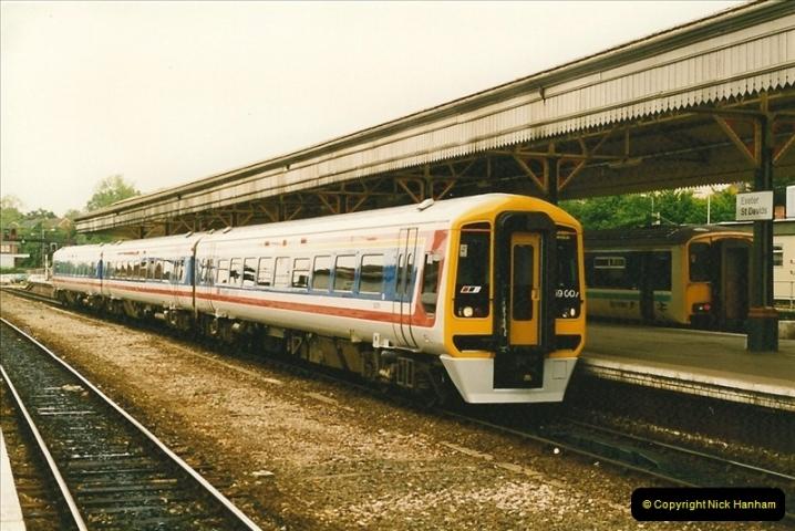 1993-05-22 Exeter St. Davids, Exeter, Devon (4)0079
