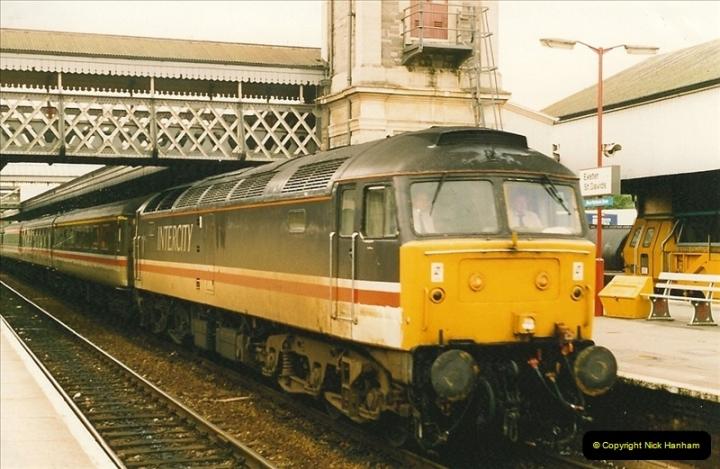 1993-05-22 Exeter St. Davids, Exeter, Devon (5)0080