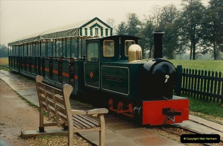 1993-10-26 Blenheim Palace, Woodstock, Oxfordshire. (1)0115