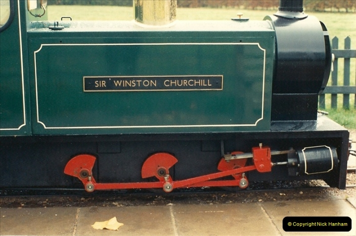 1993-10-26 Blenheim Palace, Woodstock, Oxfordshire. (2)0116