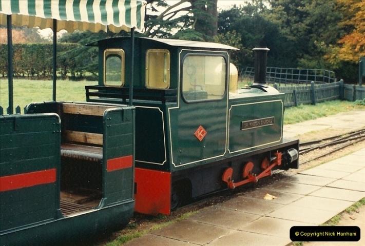 1993-10-26 Blenheim Palace, Woodstock, Oxfordshire. (3)0117