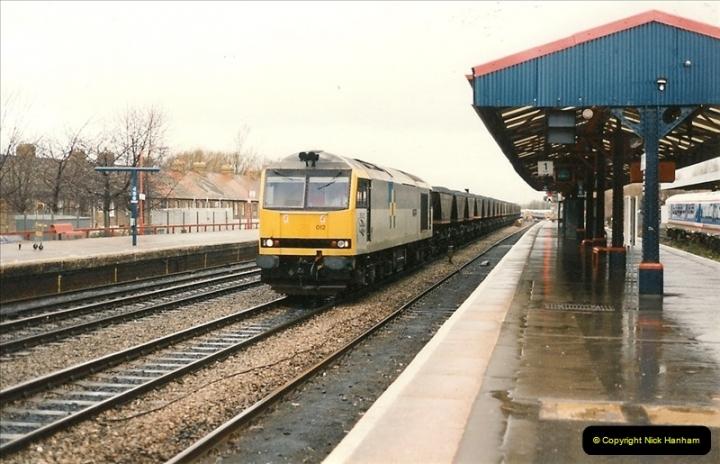 1995-01-21 Oxford, Oxfordshire.  (10)0152