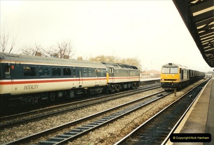 1995-01-21 Oxford, Oxfordshire.  (1)0143