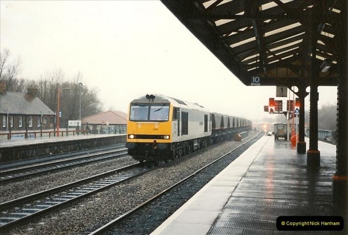 1995-01-21 Oxford, Oxfordshire.  (11)0153