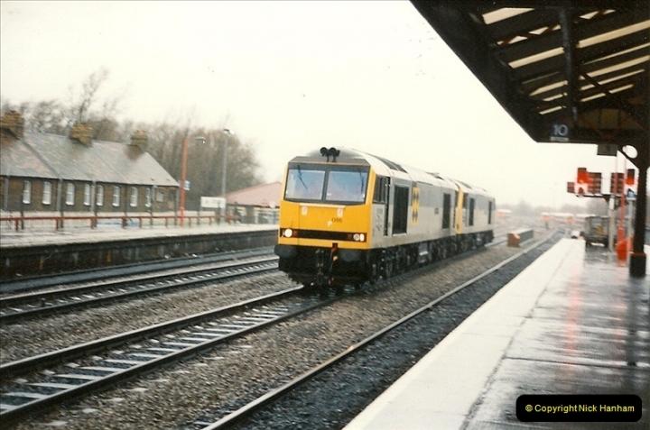 1995-01-21 Oxford, Oxfordshire.  (12)0154