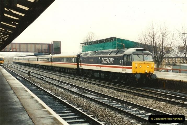 1995-01-21 Oxford, Oxfordshire.  (14)0156