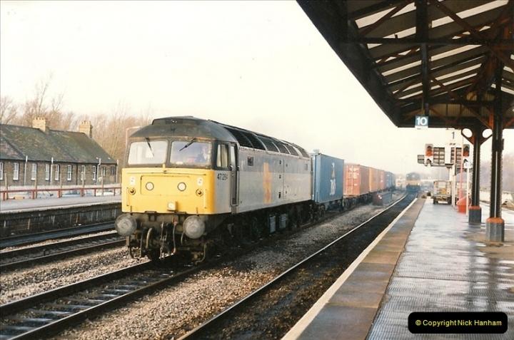 1995-01-21 Oxford, Oxfordshire.  (17)0159