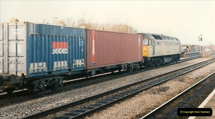 1995-01-21 Oxford, Oxfordshire.  (18)0160