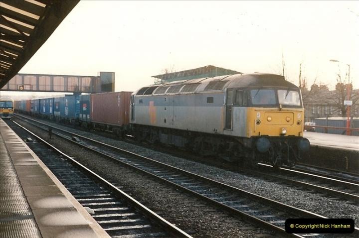 1995-01-21 Oxford, Oxfordshire.  (19)0161