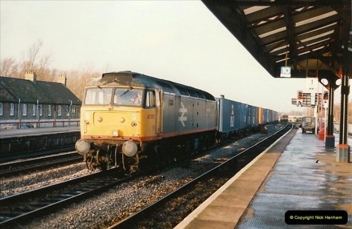 1995-01-21 Oxford, Oxfordshire.  (20)0162
