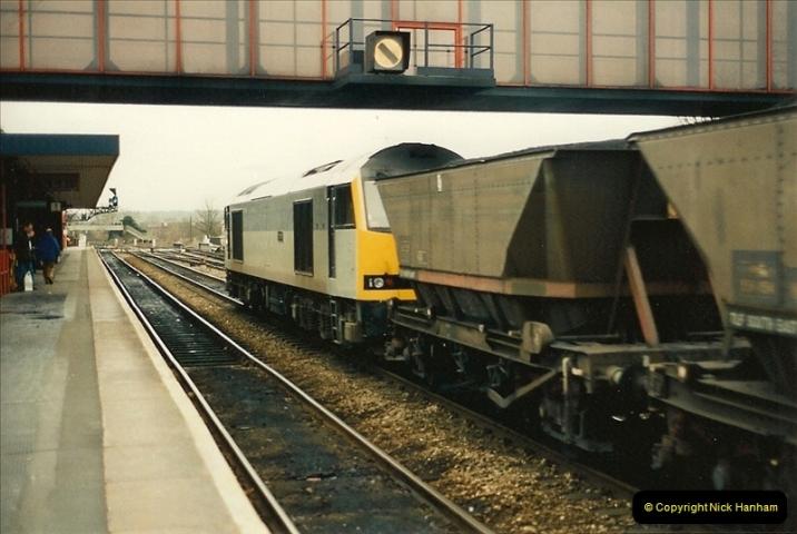 1995-01-21 Oxford, Oxfordshire.  (2)0144