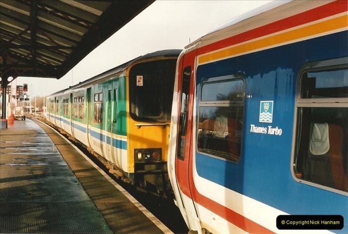 1995-01-21 Oxford, Oxfordshire.  (23)0165