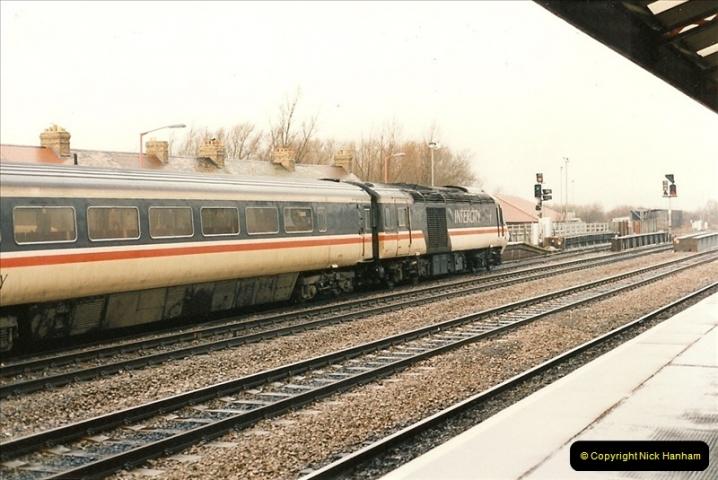 1995-01-21 Oxford, Oxfordshire.  (25)0167
