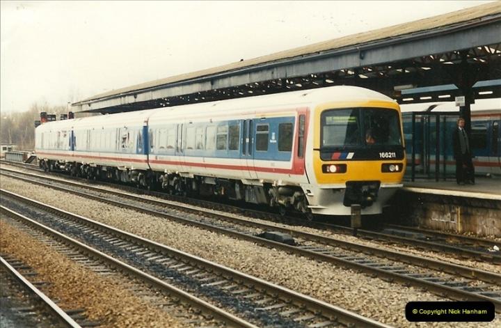 1995-01-21 Oxford, Oxfordshire.  (27)0169