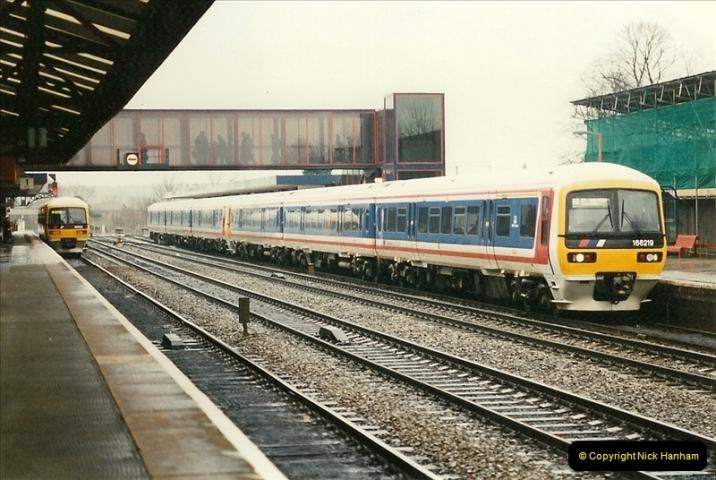 1995-01-21 Oxford, Oxfordshire.  (28)0170
