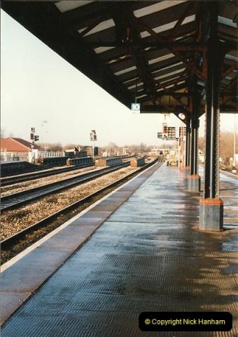 1995-01-21 Oxford, Oxfordshire.  (7)0149