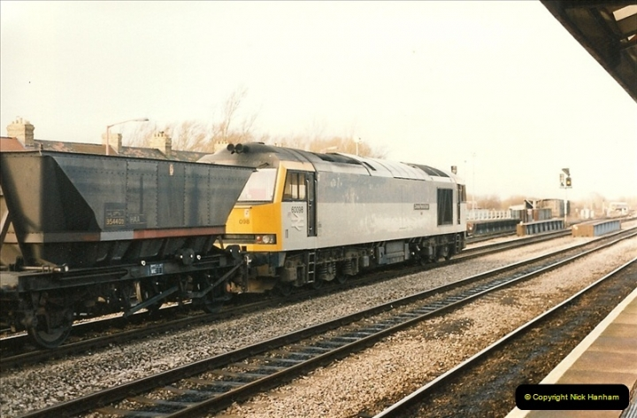 1995-01-21 Oxford, Oxfordshire.  (9)0151