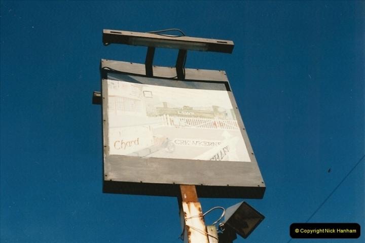 1995-02-02 Shard Junction, Chard, Somerset.0184