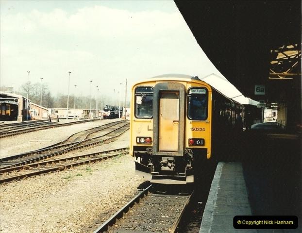 1995-04-12 Exeter St. Davids, Exeter, Devon. (32)0216