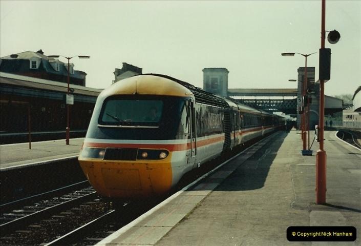 1995-04-12 Exeter St. Davids, Exeter, Devon. (35)0219