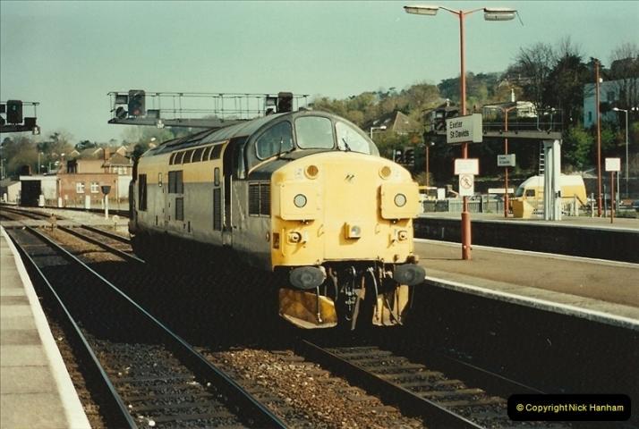 1995-04-12 Exeter St. Davids, Exeter, Devon. (39)0223
