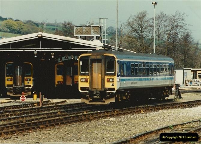 1995-04-12 Exeter St. Davids, Exeter, Devon. (41)0225
